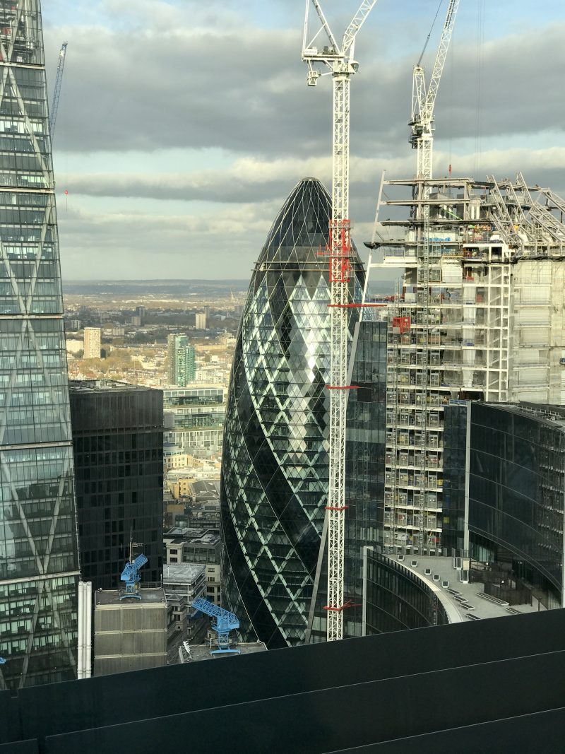 The-Gherkin-City-Of-London