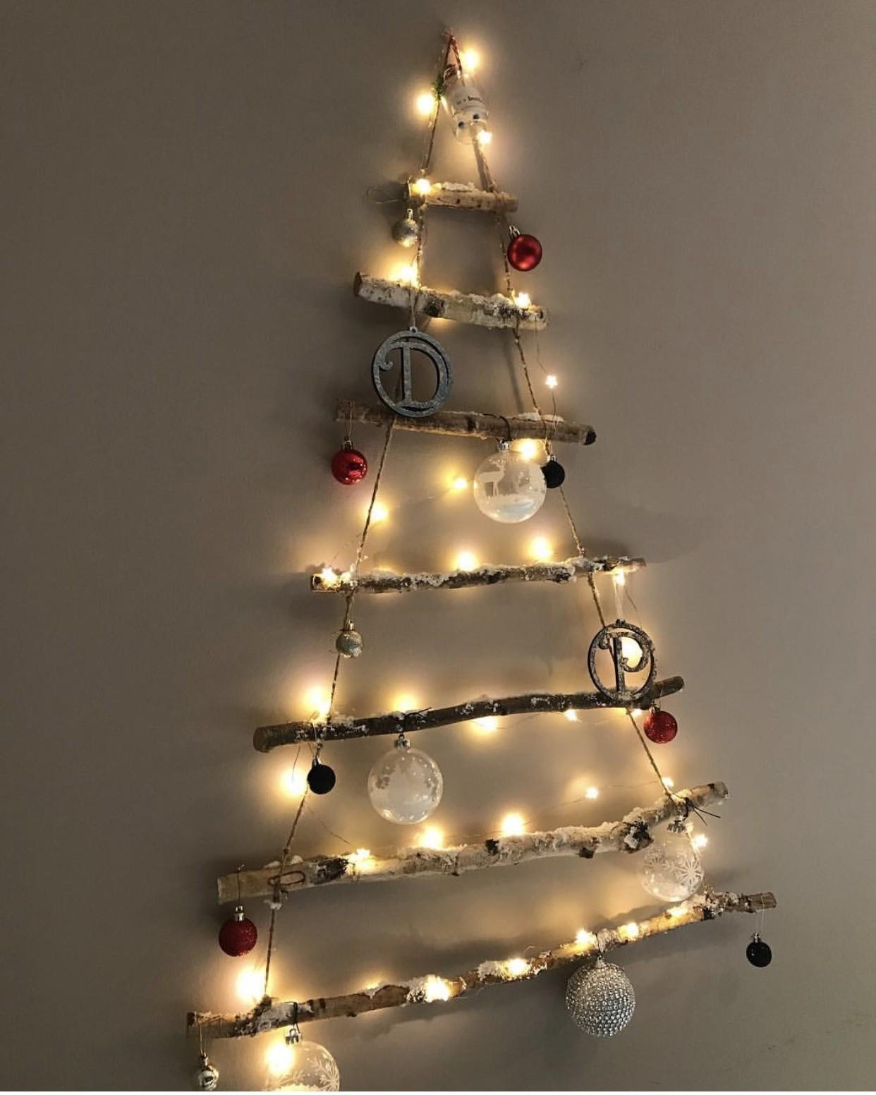 Rustic _Hanging _Christmas _Tree_2016
