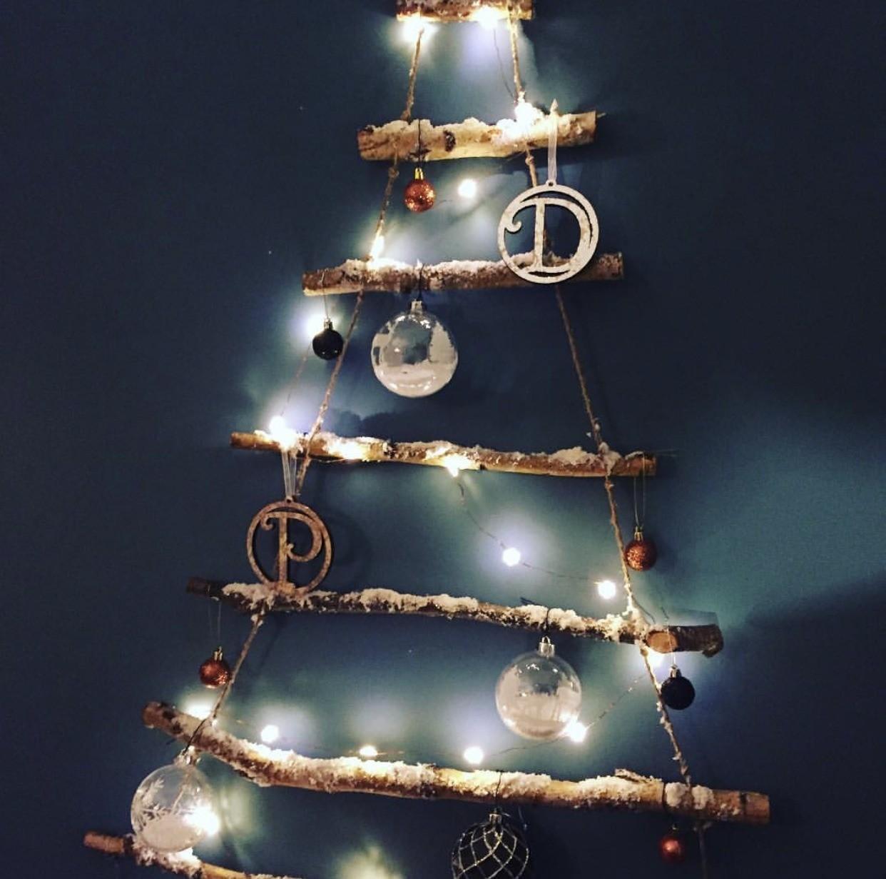 Rustic _Hanging _Christmas _Tree_2017