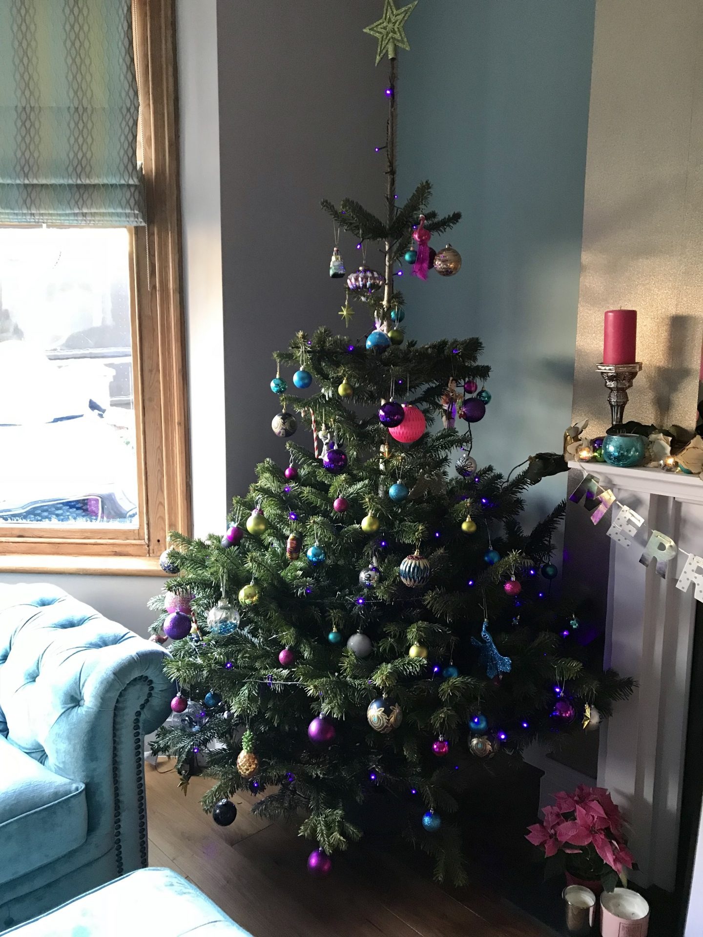 Quirky _Decorations _For _A _Colourful _Christmas _Tree