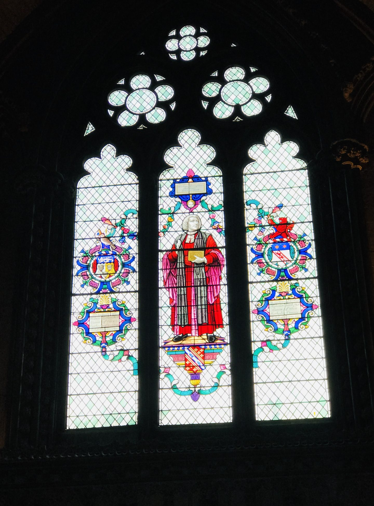 Stained _Glass _Lincoln _Cathedral