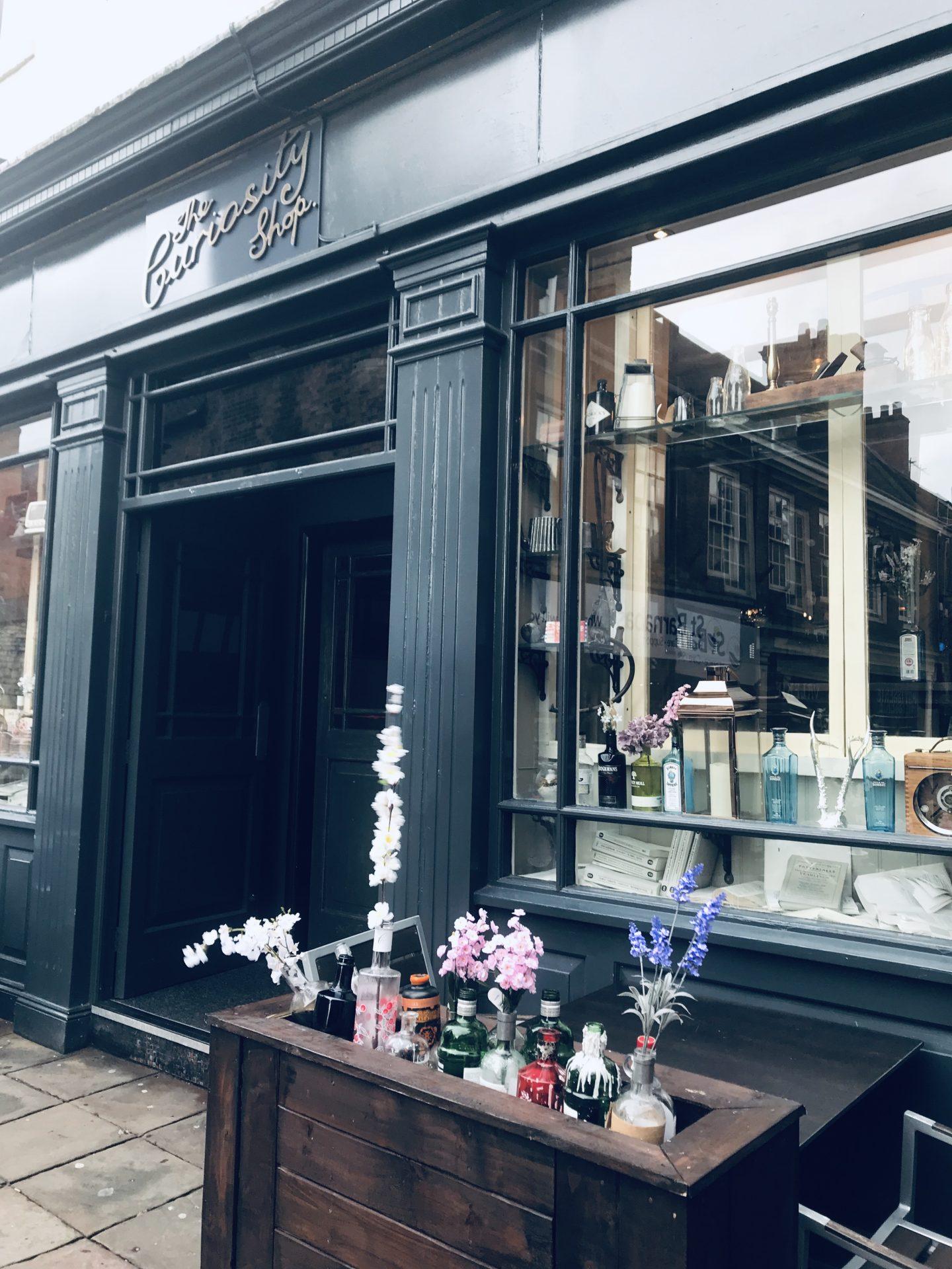 The_Curiosity _Shop _Gin _Bar _Lincoln