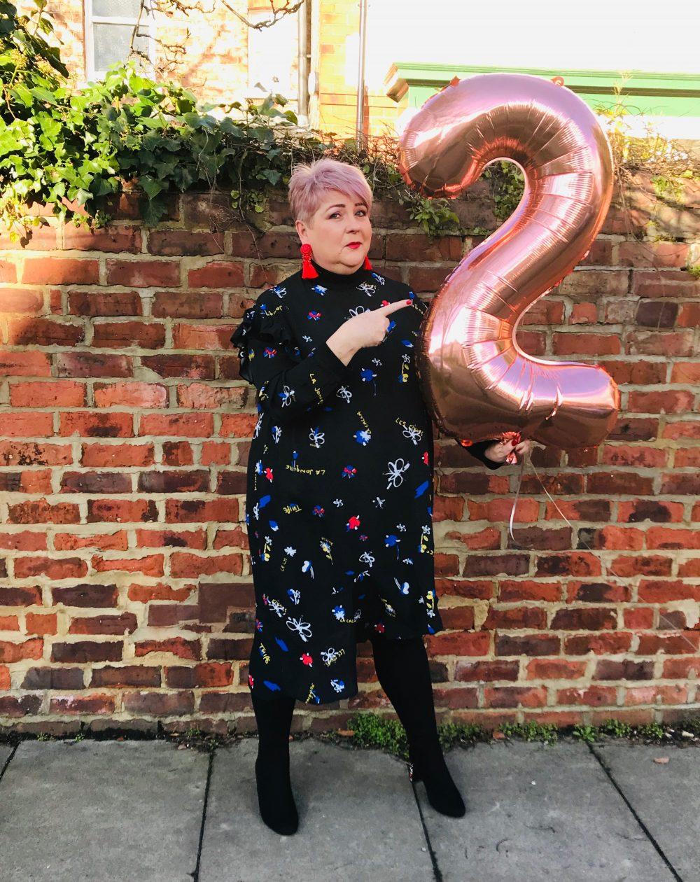 Fifty _Plus _Midlife _Blog _Celebrates _Second _Birthday