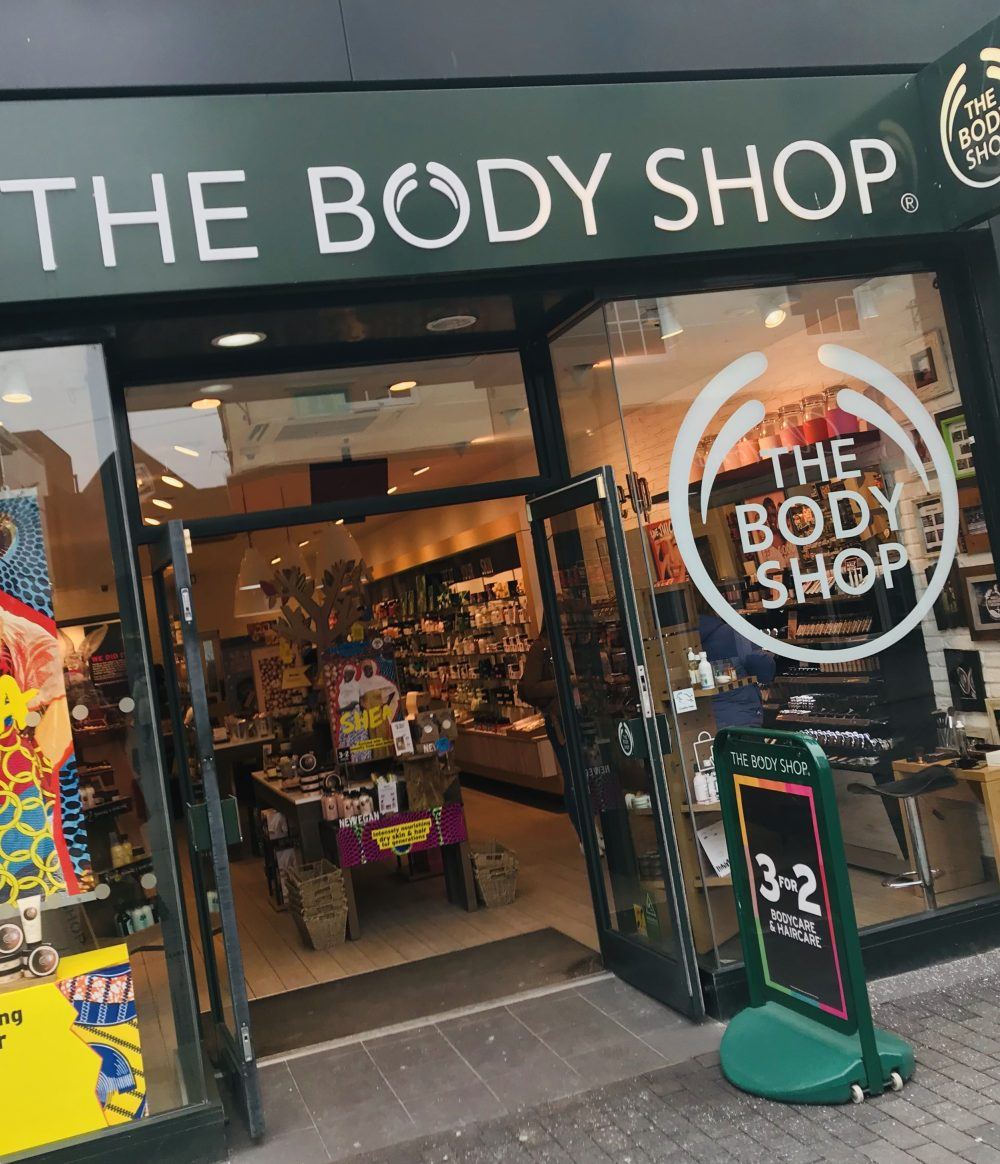When _Something _Lovely_Unexpected _Happens _To _You _Body _Shop _Middlesbrough